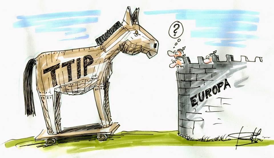 A nagy üzlet TTIP – a multik titkos hatalomátvétele?