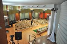 A Művészetek Háza Konferenciaterme
