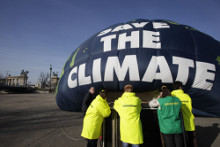 Save the climate!