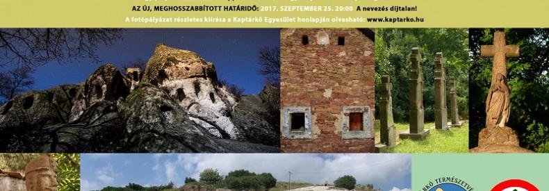 Bükkaljai Kőkultúra Fotópályázat - meghosszabbított beadási határidő