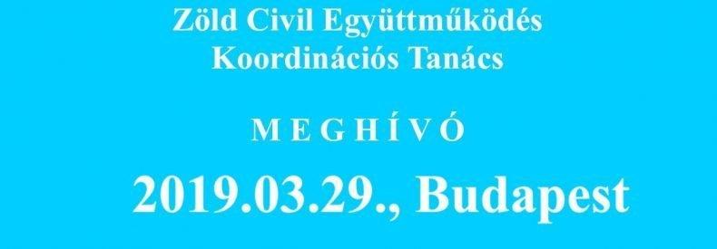KT ülés meghívó 2019.03.29.