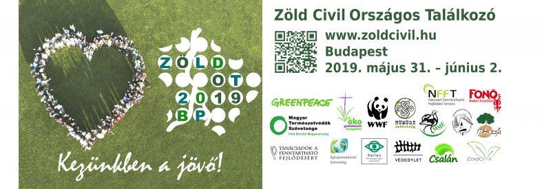 Gyere Te is a Zöld Civil Országos Találkozóra!