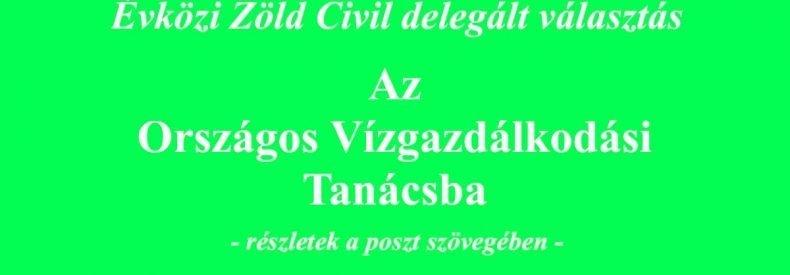 Évközi delegált választás az OVT-be